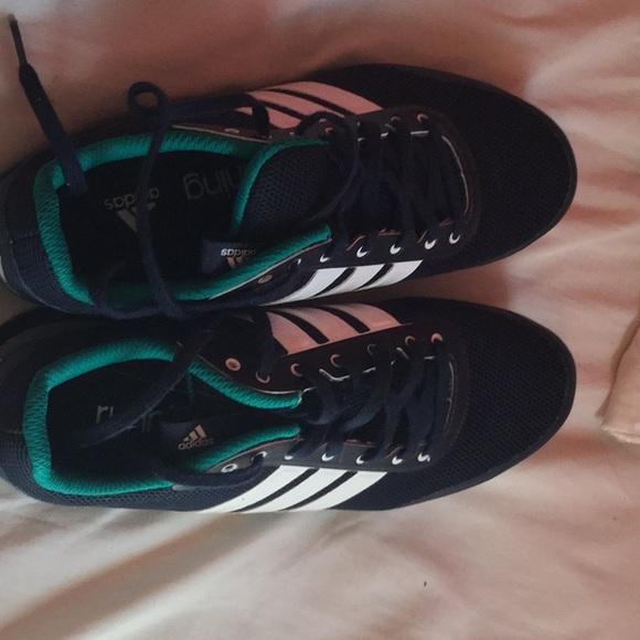 60% de descuento de larga distancia poshmark correr Spikes Adidas zapatos